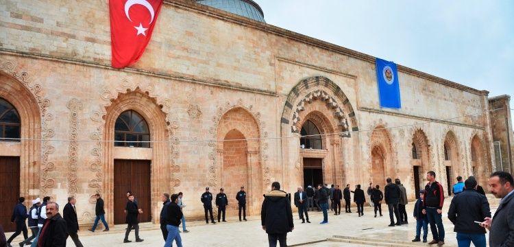 Kızıltepe'de Artuklulardan kalma sekiz asırlık Ulu Camii restore edildi