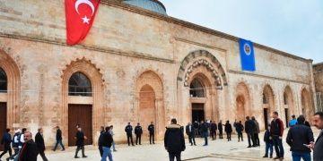 Kızıltepede Artuklulardan kalma sekiz asırlık Ulu Camii restore edildi