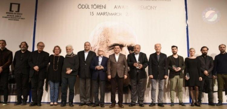 Beşinci Turgut Cansever mimarlık ödülleri sahiplerine verildi