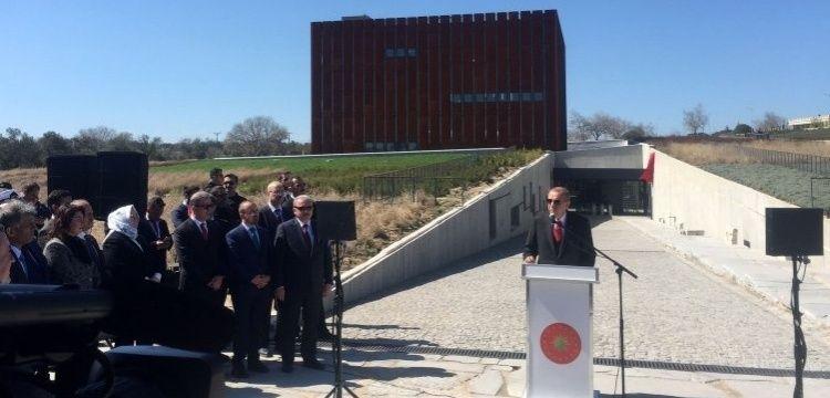 Cumhurbaşkanı Erdoğan, Troya Müzesi'nin resmi açılışını gerçekleştirdi