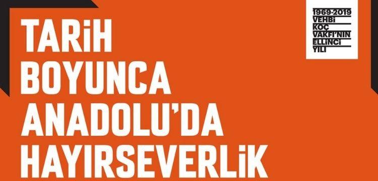 Tarih Boyunca Anadolu'da Hayırseverlik Sempozyumu Antalya'da 26 Mart'ta başlayacak