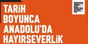 Tarih Boyunca Anadoluda Hayırseverlik Sempozyumu Antalyada 26 Martta başlayacak