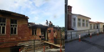 Arnavutköydeki bir ahşap yapının restarasyonu TÇYKDde anlatılacak