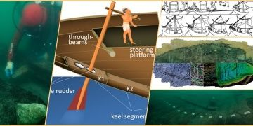Herodotun hayal ürünü sanılan gemi Nil nehrinde bulundu