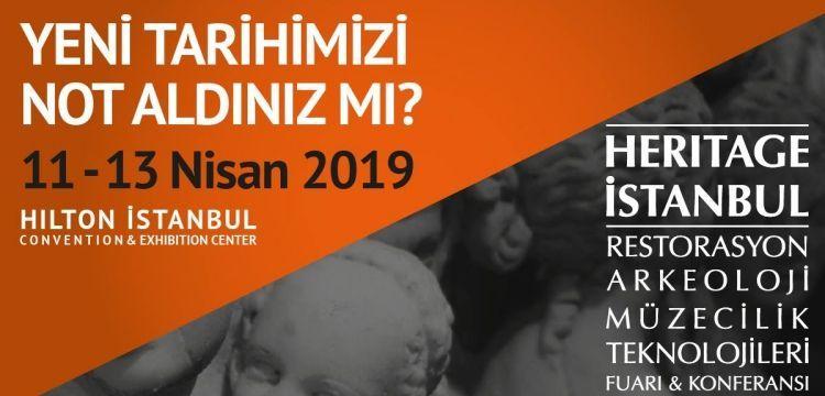 Heritage İstanbul 2019'a katılacak ünlü isimler belli oldu