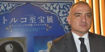 Japonyada Hazineler ve Osmanlı İmparatorluğunda Lale Geleneği Sergisi açıldı