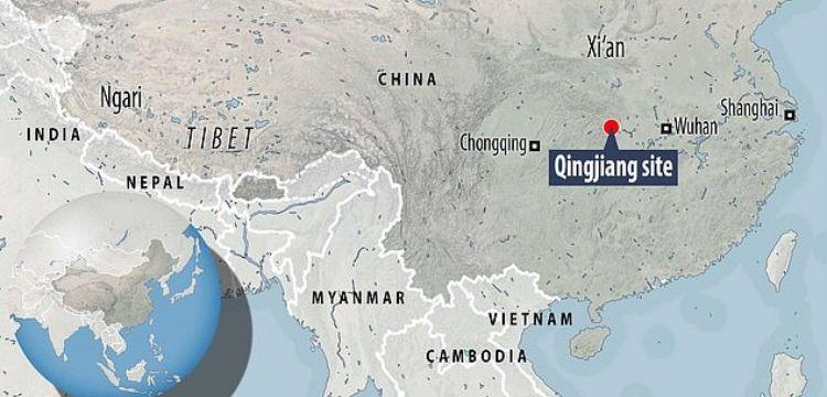 Çin'de yaklaşık 518 milyon yıllık yeni fosil alanı keşfedildi