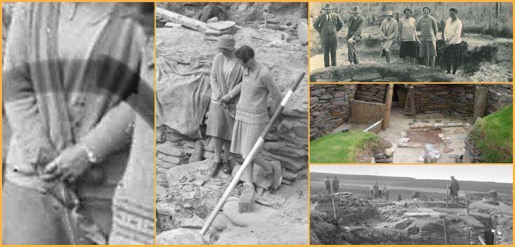 Turist sanılan kadınlar arkeoloji tarihinin kayıp arkeologları çıktı