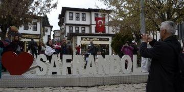 Safranboluya bu yıl 1,5 milyon turist bekleniyor
