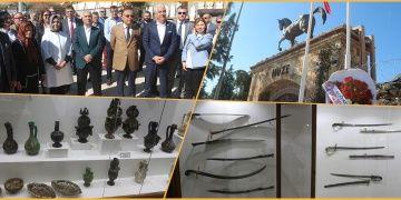 Halıcı Ahmet Urkay Arkeoloji ve Etnografya Müzesi açıldı