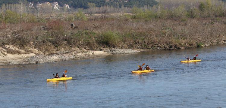 Edirne'de kano maratonu düzenlenecek