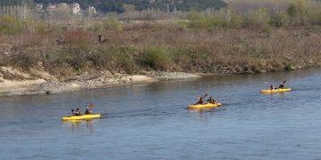 Edirnede kano maratonu düzenlenecek