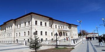 Sivas Atatürk Kongre ve Etnografya Müzesinde ders zili çaldı