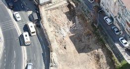Eyüpte arkeolojik kalıntıların kazındığı arsada neler planlandığı anlaşıldı