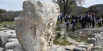 Bakan Ersoy: Başarısız arkeoloji kazı başkanlarını değiştireceğiz