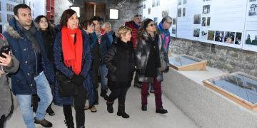 Karstaki Peynir Müzesinde peynirin tarihi gözler önüne seriliyor