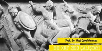 HH-XRF 2019 Eski Eserlere Yeni Yaklaşımlar Çalıştayı 8 Nisanda başlayacak