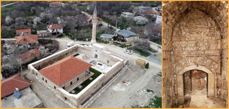 Restorasyonu tamamlanan Alaaddin Camisi yarın ibadete açılıyor