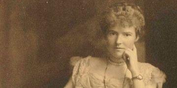 Casus arkeolog Gertrude Belle Karamanda Gavur Kadın deniliyormuş