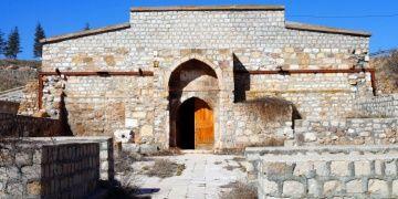 Konyaya bir menzil uzaklıktaki 800 yıllık Dokuzun Hanı