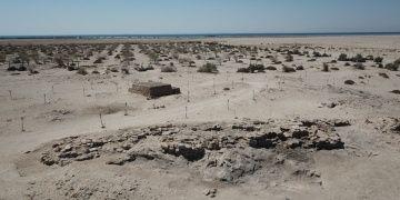 Marawah Adaları arkeoloji kazılarında Neolitik taş yapı kalıntıları ortaya çıktı