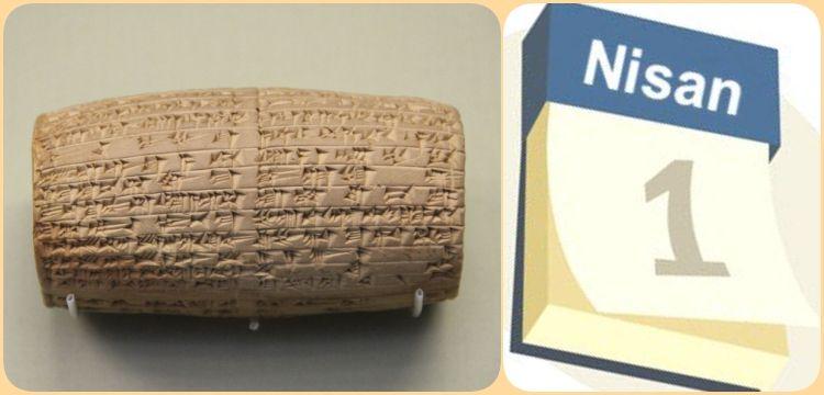 Babil kralı Nabonidus'un sahte aşk mektubuyla, faka bastırdılar
