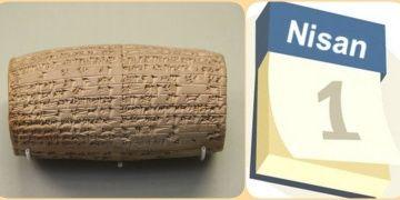 Babil kralı Nabonidusun sahte aşk mektubuyla, faka bastırdılar