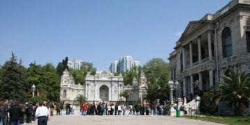 En çok ziyaret edilen Milli Saray Dolmabahçe Sarayı oldu