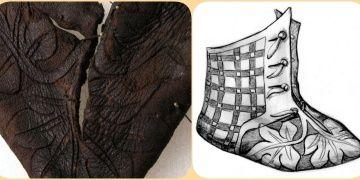 Arkeologlar İsviçrede yaklaşık 700 yıllık bebek ayakkabısı buldular