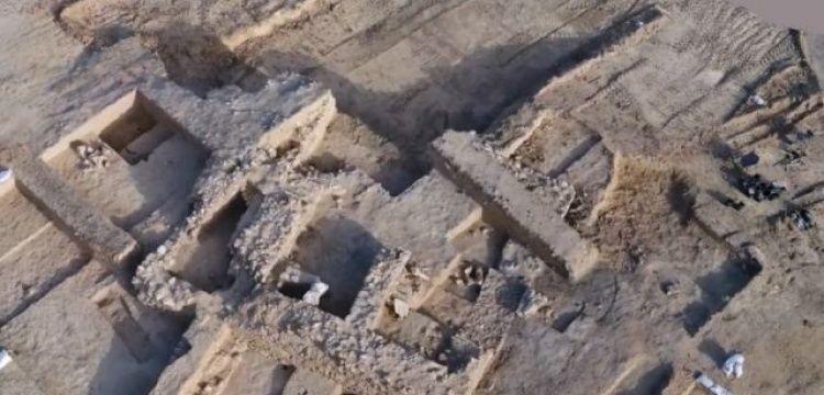 İsrail'in Birüssebi kentinde 2 bin yıllık antik yerleşim alanı bulundu
