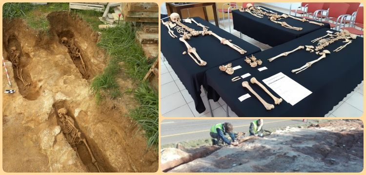 63 graves have been excavated at Muslim necropolis in Balearic Island