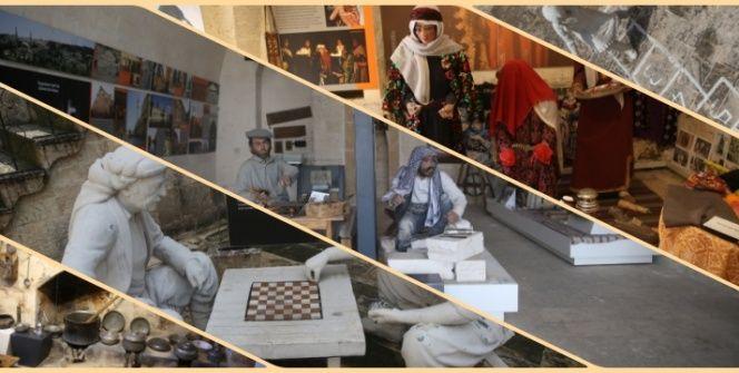 Şanlıurfa Kent Müzesi 2 bin metrekarede Urfa tarihini anlatıyor