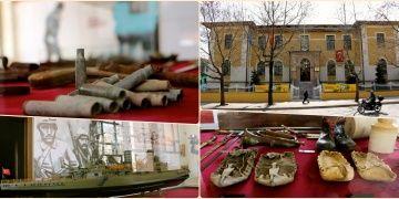 Eskişehirdeki Cumhuriyet Tarihi Müzesi yenilenerek hizmete girdi