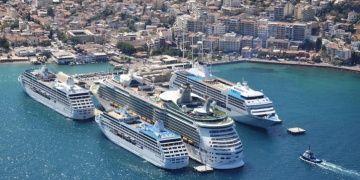 Kuşadası Akdeniz kruvaziyer sektörüne evsahipliği yapacak