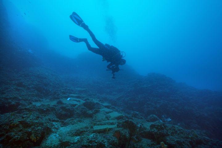 Antalya'da keşfedilen dünya en eski batık gemisi