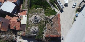 Depremlere meydan okuyan dört asırlık hamam restore ediliyor