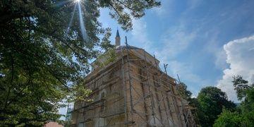 Bosna Hersekteki Alaca Cami restore edildi