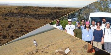 Iğdırda kurganlar bulunan arazi birinci derece arkeolojik sit alanı oldu