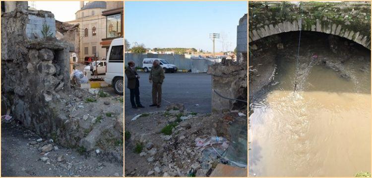 Trabzon'da bulunan 700 yıllık sur kalıntılarının korunması isteniyor