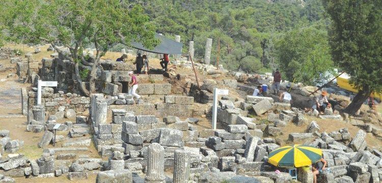 Bilkent öğrencileri Labraunda arkeoloji kazılarına katılabilecek
