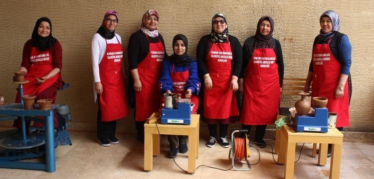 Kırşehir'de Müzede Yeşeren Umutlar projesi hayata geçirildi