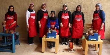 Kırşehirde Müzede Yeşeren Umutlar projesi hayata geçirildi