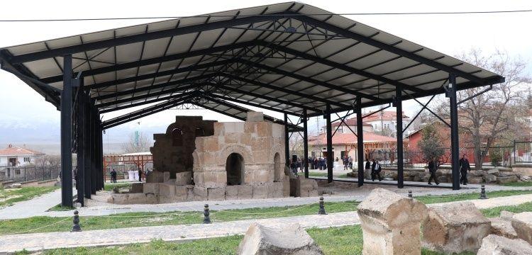 Ancient Constantine-Helena church was restored  in Turkey