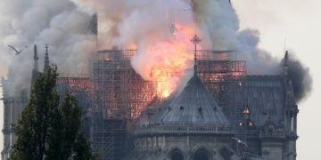Savcıya göre Notre Dame Katedralinde yangını başlatan olası 2 neden