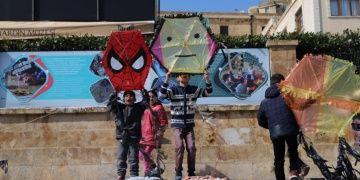 Mardinde 3. Uluslararası Uçurtma Festivali başladı