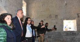 Bakan Ersoy: Bodrum Kalesini 18 Mayısta açmaya hazırlanıyoruz