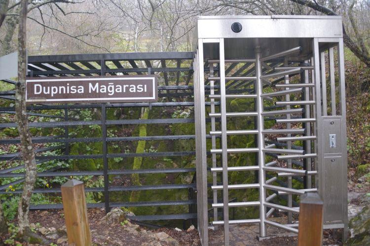 Dupnisa Mağarasında turizm sezonu 15 Mayısta başlayacak