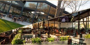 Tarihi tezgah: Arkeolojik Sit Alanındaki kaçak yapı ruhsatlı cafe olarak açıldı!
