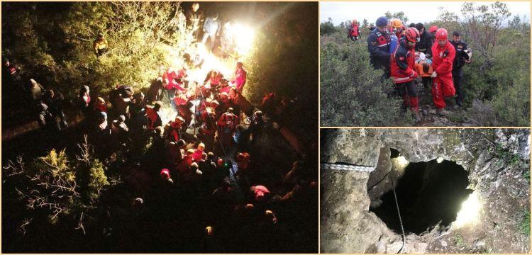 Bursa'da definecileri ölüme götüren 'Eşkıyanın hazinesi' söylentisiymiş