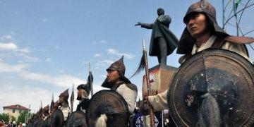 Oş 2019 Türk Dünyası Kültür Başkenti açılış töreni yapıldı
